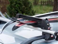 Автомобильные крепления для лыж, сноубордов. Toyota Yaris 1500