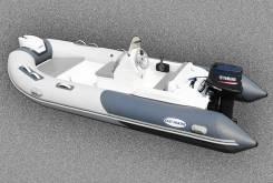 Лодка РИБ EM450R