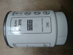 Фильтр топлива-сепаратор узкая колба PL270x