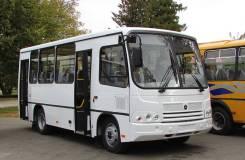 ПАЗ 320302, 2018