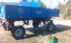 Дормашэкспо 2ПТС-4.5. Продается прицеп тракторный 2 птс 4,5, 4 500кг.
