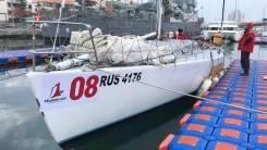 Парусная яхта Nelson Marek 40