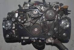 Двигатель EL15 (EL154) Subaru Impreza 1.5i 107 л. с