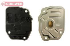 Фильтр АКПП с прокладкой поддона COB-WEB 11433A