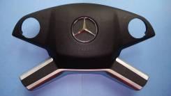 Подушка безопасности водителя накладка Mercedes Benz M, GL, R-Class