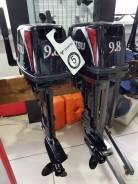 Продам лодочный мотор Tohatsu M9.8BS