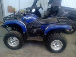 Yamaha Grizzly 660. исправен, есть псм\птс, без пробега