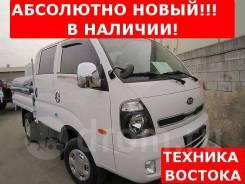 Kia Bongo III. 4WD! Абсолютно новый! Механический ТНВД ! С завода Южной Кореи!, 2 700куб. см., 1 200кг., 4x4