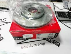 6545.10 Диск тормозной Audi A1/A3, VW Bora/Polo, Skoda Octavia/Fabia 1