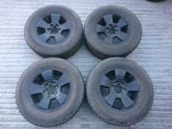"Колёса с зимней резиной Bridgestone Blizzak DM-V1 265/65 R17. 7.5x17"" 6x139.70 ET30 ЦО 106,1мм."