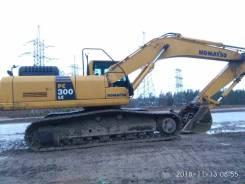 Komatsu PC300LC-8, 2013