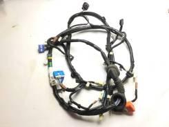 Проводка верхней крышки багажника (под камеру) Toyota Land Cruiser 200