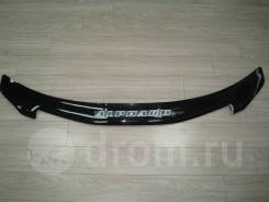 Дефлектор капота. Toyota Alphard, ANH20, ANH20W, ANH25, ANH25W, ATH20, ATH20W