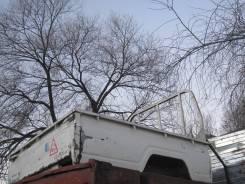 Кузов с 2х кабиного грузовика Toyota