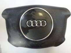 Подушка безопасности водителя. Audi: A6 allroad quattro, A4, S6, A6, S3, A3, A2, S4 AKE, APB, ARE, BAS, BAU, BCZ, BEL, BES, ALT, ALZ, AMB, AMM, ASN, A...