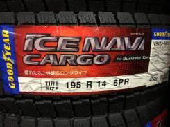 Made in Japan Goodyear Ice Navi Cargo, 195R14 6PR LT