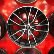 Новые 18-ые диски на Toyota Camry