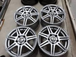 """Оригинальные литые Bridgestone """"BEO"""" 15"""" (5*114.3) 6.5j et+49 (Япония)"""