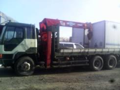 Услуги грузовика с краном манипулятором