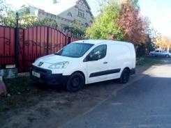 Peugeot Partner VU, 2011