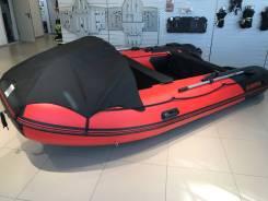 Моторная лодка ПВХ Gladiator E 420