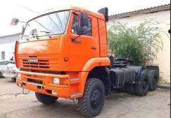 КАМАЗ 6522 с ДВС MAN 420 л.с. (Евро-2)