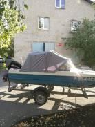 Лодка Обь 3м