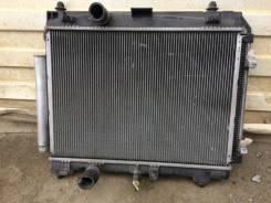 Радиатор охлаждения двигателя Toyota vitz ksp 90