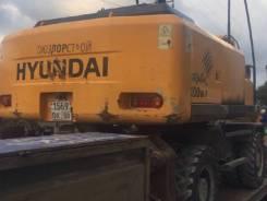 Hyundai R200W-7, 2012