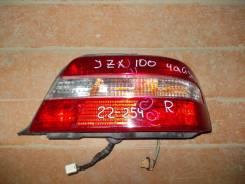 Стоп правый TY Chaser GX100 22254 1996-1998