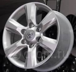 Новые диски Toyota Land Cruiser Prado в наличии, отправка