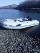 Продам лодку ПВХ Solar420