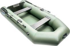 Лодка пвх Rush (Раш) 2800 зеленый