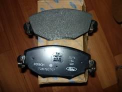 Колодки тормозные передние Mondeo 2000-2007