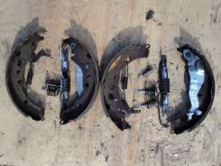Механизм стояночного тормоза. Toyota Corolla Fielder, NZE141, NZE141G, NZE144, NZE144G, ZRE142, ZRE142G, ZRE144, ZRE144G