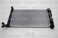 Радиатор Системы Охлаждения Паяный Toyota: Avensis 1.8 03-08, Corolla 1.4/1.6/1.8 02-07 Patron арт. PRS4051