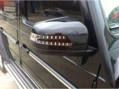 Зеркало заднего вида боковое. Mercedes-Benz G-Class, W463, W463.200, W463.204, W463.207, W463.220, W463.221, W463.224, W463.225, W463.227, W463.228, W...