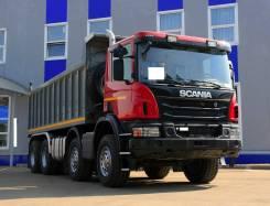 Птс Scania 8x4 скания 2011гв