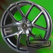 Новые литые диски Mercedes Benz -492 R20 5/112 GFM