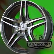 Новые разноширокие диски Mercedes-119 R19 5/112 gmf