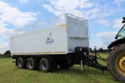 Тонар ПТ3. Тракторный прицеп Тонар-ПТ3, 31 000кг. Под заказ