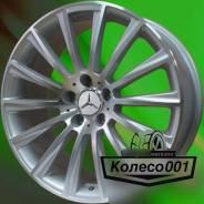 "Новые разноширокие диски на Mercedes Benz AMG -6423 R19"" 5*112"