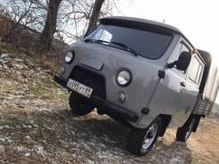 УАЗ 3909, 2013