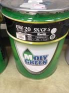 Масло Moly Green Earth 0w20, SN/GF-5, розлив, 1 л +Бесплатная замена