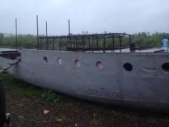 Продам корпус катера