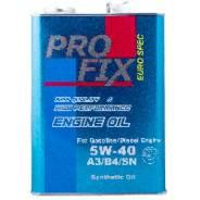 Pro Fix. 5W-40, 4,00л.