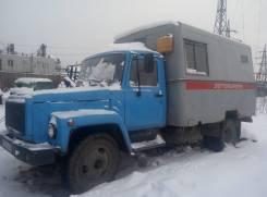 Лаборатория высоковольтная на шасси ГАЗ-5312