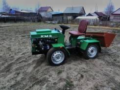 Самодельная модель. Продам Мини трактор, 50 л.с. Под заказ