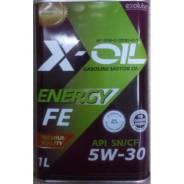 X-Oil. 5W-30, синтетическое, 4,00л.