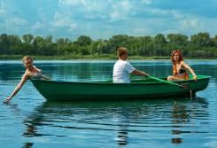 Моторно-гребная лодка Голавль от производителя